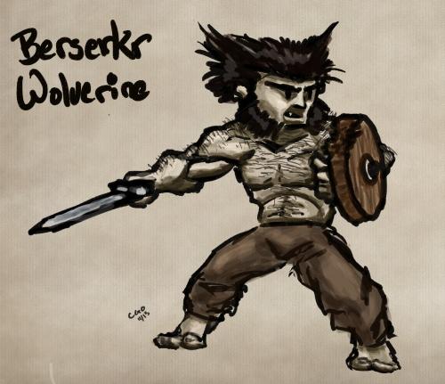 Berserkr Wolverine 1 copy
